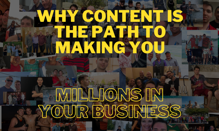 How Content Creation Gets You Better Results With Your Entire Business