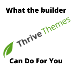 Thrive Themes explore